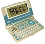 EF400T - English & French Bidirectional Electronic talking Dictionary Translator & Travel PhraseBook