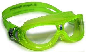 Aqua Sphere  Lunettes de natation Sphere Seal pour enfant Lime