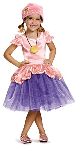 Captain Jake and the Never Land Pirates: Izzy Deluxe Tutu Costume For Toddlers