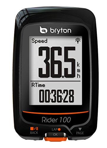 bryton rider 100e fahrradcomputer mit gps fitness. Black Bedroom Furniture Sets. Home Design Ideas
