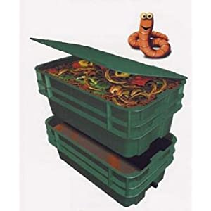 Tumbleweed worm farm