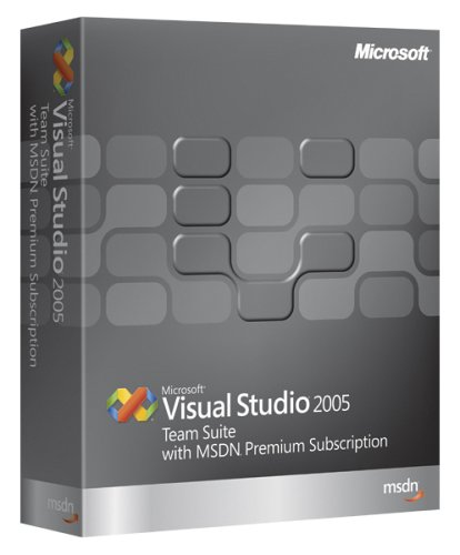 Buy Microsoft Visual Studio Team Suite Msdn Premium