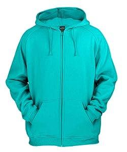 """Urban : """"Zip Hoody"""" Size: S, Color: aqua ...TB014C"""