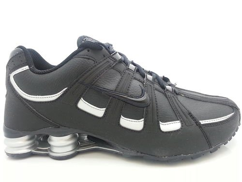 best sneakers f72ed f1542 NIKE SHOX TURBO SL BLACK METALLIC SILVER ANTHRACITE BLACK 525248-010