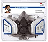 3M Low-Maintenance Half-Mask Organic Vapor P95 Respirator Assembly