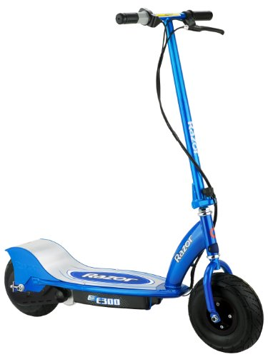 Razor E300 Electric Scooter - Blue