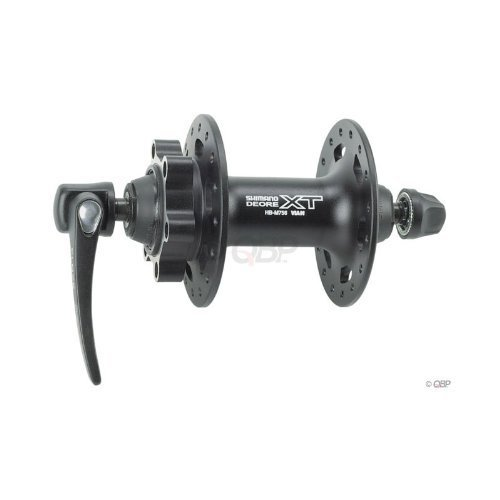 Shimano HB-M756L XT Front Disc Hub (36H Front 6-bolt Disc)