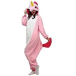 VU ROUL Unisex Anime Kigurumi Onesie s Animal Cosplay Sleepwear