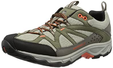 Merrell Women's Calia Hiking Shoe Beetle Size 6