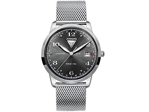 Junkers orologio uomo Dessau 1926 Flatline 6350-M2
