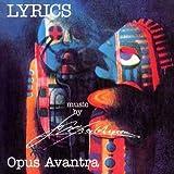 Lyrics by Opus Avantra (2007-09-10)