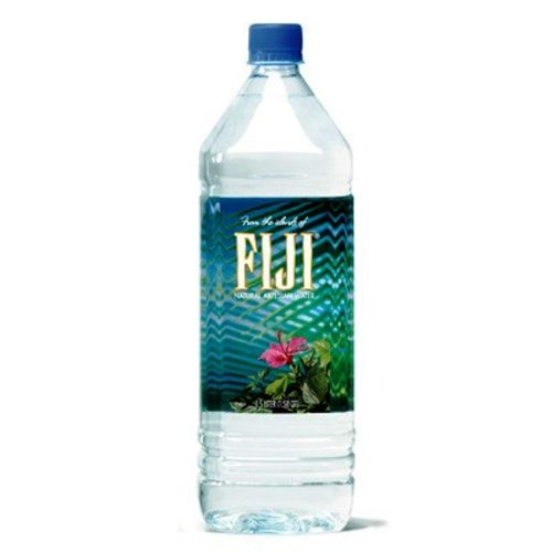 FIJI Natural Artesian Water, 50.7 -Fl.  Oz  Bottles (Pack of 12)