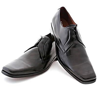 NOHARM Black Hidden Lace Vegan Shoes