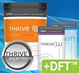 Thrive for Women 6 Day Weight Loss Trial Package Includes 6 Shakes, 6 DFT Patches & 12 Lifestyle Capsules (6 Days)
