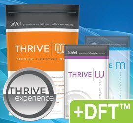 Thrive For Women 3 Day Weight Loss Trial Package Includes Supplements, Shakes & Dft Patches (3 Day) back-503775