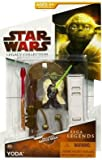 Hasbro Star Wars The Legacy Collection 2008 - Saga Legends Yoda SL09