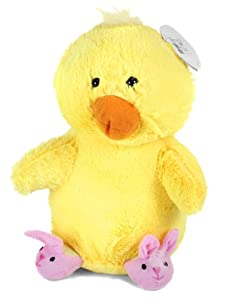 8 Inch Plush Little Slipper Chick by Beverly Hills Teddy Bear Co.