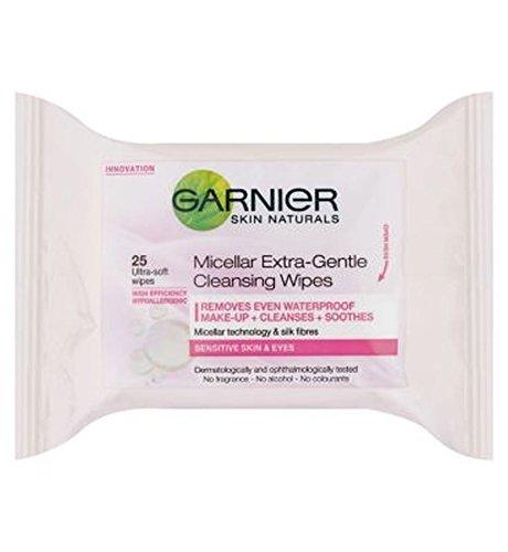 GarnierMicellare Detergente Extra Delicata Salviette 25S