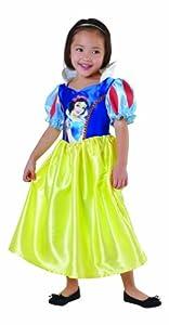 Disney I-881855M - Disfraz infantil de Blancanieves (talla M)