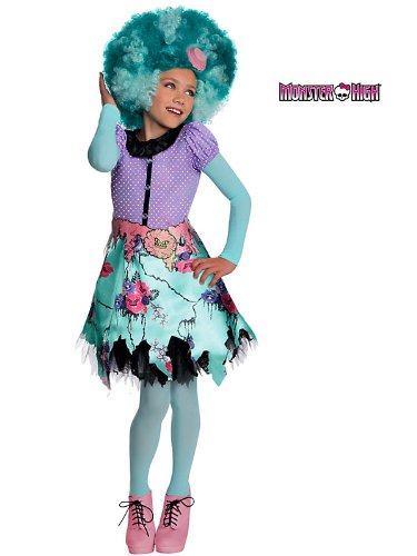 Rubies Monster High Frights Camera Action Honey Swamp Costume