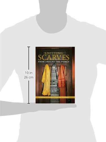 Knitting Scarves From Around The World : Knitting scarves from around the world patterns in a