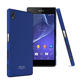 6. 3C-Aone Cowboy Style Ultra Slim Lightweight Premium Polycarbonate Materials Back Cover Case for Sony Xperia Z5