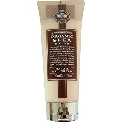 Shea Butter Greenscape Somerset Organic Hand and Nail Creme 100 ml 3.4 fl oz