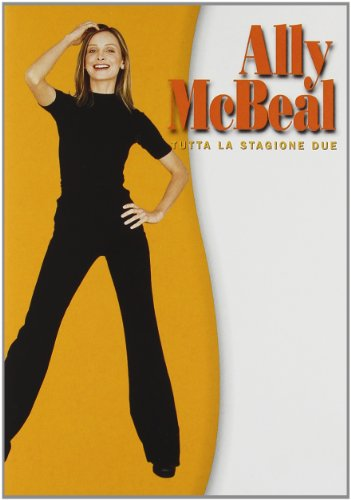 Ally McBeal – Stagione 02 (6 Dvd)
