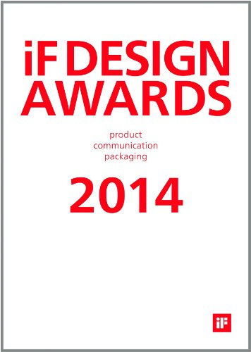 iF Design Awards 2014: Product + Communication + Packaging