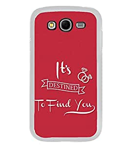 Love Quote 2D Hard Polycarbonate Designer Back Case Cover for Samsung Galaxy Grand 2 :: Samsung Galaxy Grand 2 G7105 :: Samsung Galaxy Grand 2 G7102