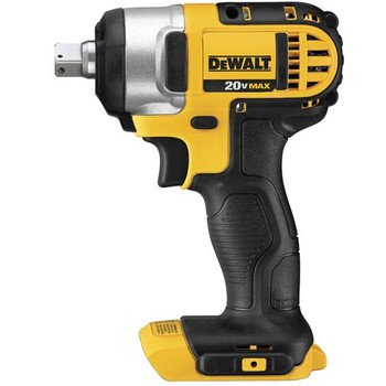 DEWALT DCF880B 20-Volt Li-Ion 1/2-Inch Impact Wrench Kit with Detent Pin