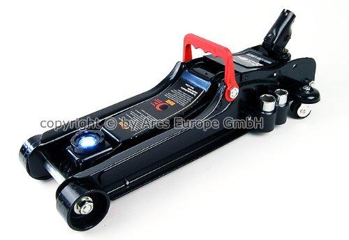 TT600K-Wagenheber-225T-Low-Profile-RacingWagenheber-80mm-365mm-mit-LED-TV-GS-fr-Racing-Sportwagen-Rennsport