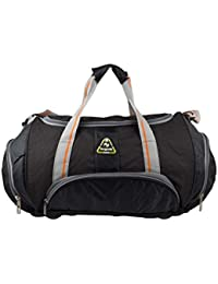 Youth Polyester 30 Ltrs Black Medium Duffle Bag, Gym Bag, Travelling Bag By Zero Gravity