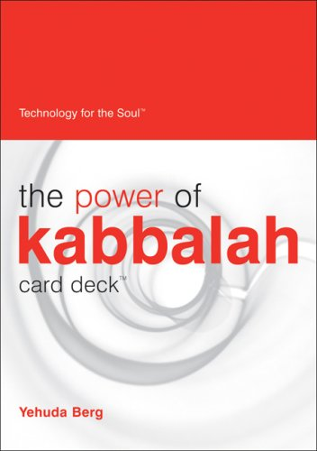 The Power of Kabbalah Card Deck (Technology for the Soul)