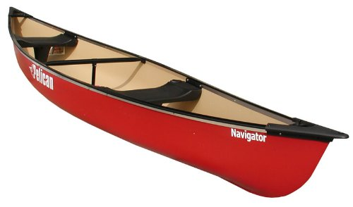 Pelican Boats Navigator Assembled Recreational Canoe