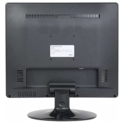 Lappymaster 43.2CM (17) LCD Monitor (Black)