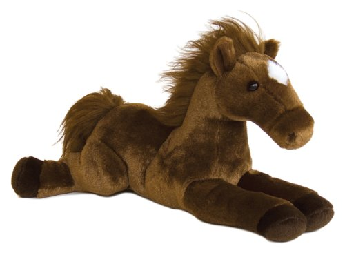 "Aurora World Inc 12"" Outlaw The Horse Flopsie"
