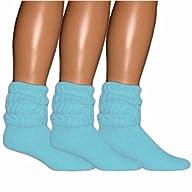Luxury Divas Pastel Blue All Cotton 3…