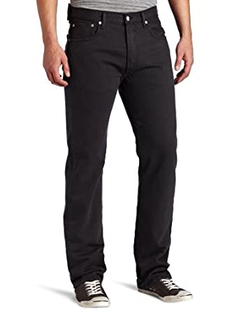 Levi's Men's 501 Original Fit Jean, Graphite, 30x29