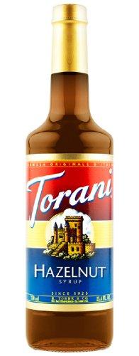 Torani Hazelnut Syrup, 750 ml