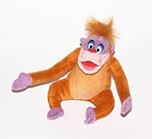 The Jungle Book: 5 Inch Plush King Louie