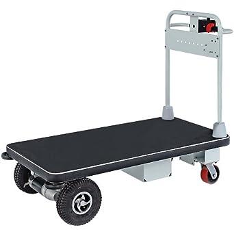 Moto Cart Jr Motorized Platform Truck 24 Lx45 1 2 W