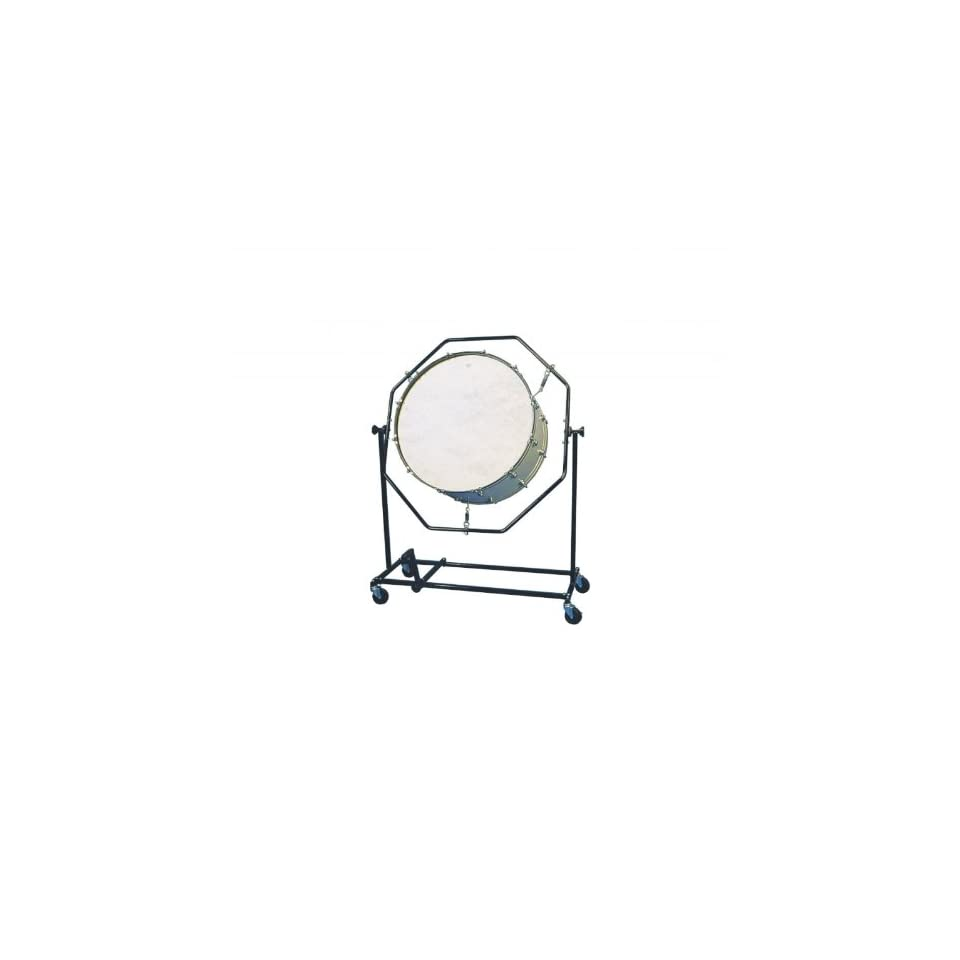 Marching Suspended Bass Drum Stand Foot Rest
