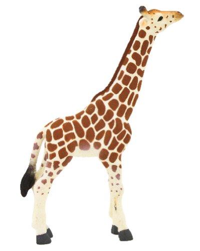 Mojo Fun 387007 Giraffe Calf - Realistic International Wildlife Toy Replica