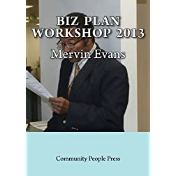 Biz  Plan  Workshop  2013