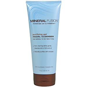 Mineral Fusion Facial Cleanser from Mineral Fusion