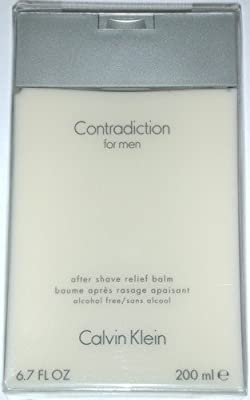 Cheapest CONTRADICTION By Calvin Klein For Men AFTER SHAVE BALM 6.7 OZ by Calvin Klein - Free Shipping Available