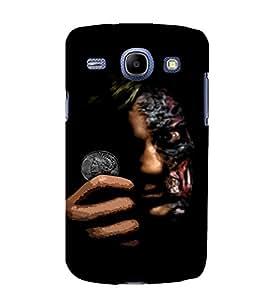 printtech Two Face Gotham Back Case Cover for Samsung Galaxy E5 / Samsung Galaxy E5 E500F