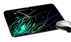 meSleep PD-03-087 Abstract Mouse Pad (Multicolor)