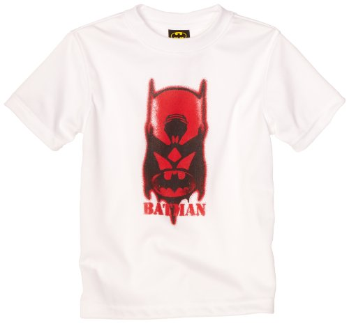 Batman Boys 8-20 Batman Helmet Tee by Batman